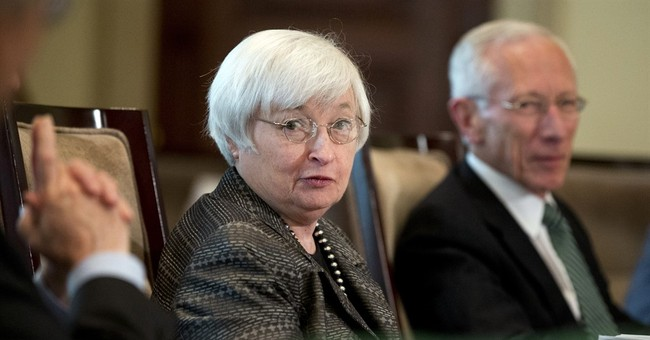 Fed last month appeared to be moving closer to a rate hike