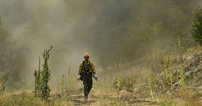 A look at fires in West, including deadly Washington blaze