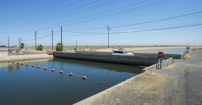 California land quickly sinking in drought costs farmers