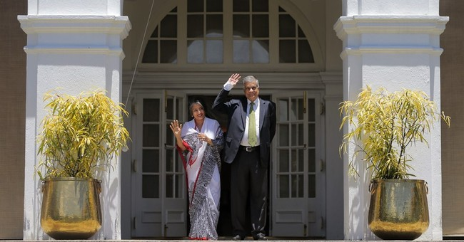 After election, Sri Lanka PM invites rivals to work together