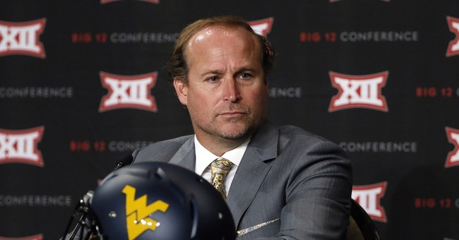 QB Howard ready to take over at West Virginia