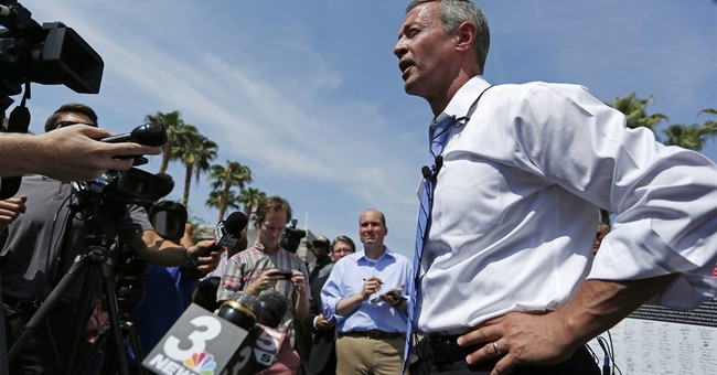O'Malley calls Clinton's email issues a distraction
