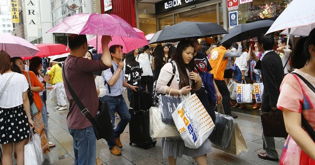 Japan trade deficit widens as export growth slows