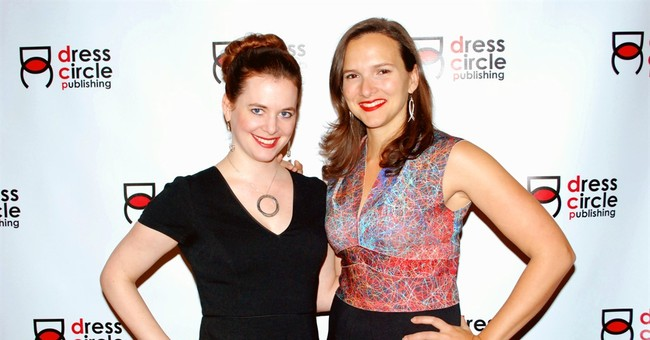 A pair of theater producers back a line of theater books
