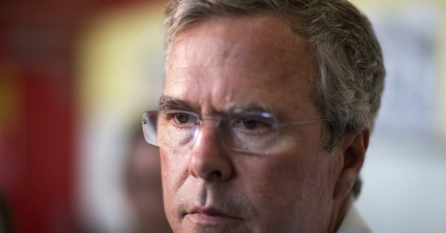 Bush family donors gave half of Jeb Bush's presidential cash