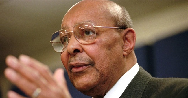 Obama mourns death of black caucus founder Louis Stokes