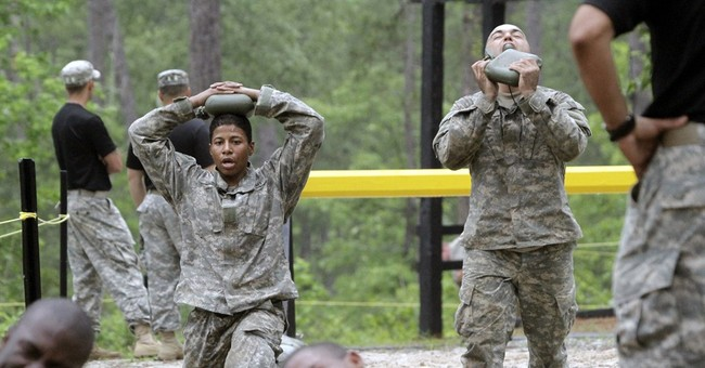 Apache pilot among 1st Army women to graduate Ranger School