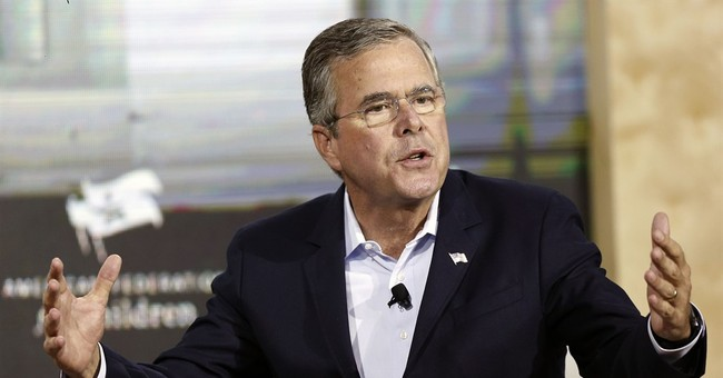 Donald Trump, Jeb Bush hold dueling town halls in NH