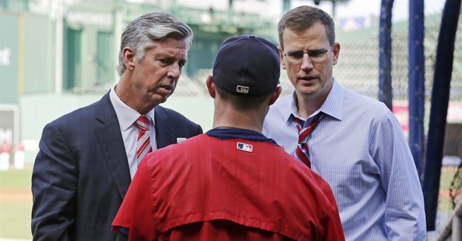 Red Sox bring in ex-Tigers boss Dombrowski to run club