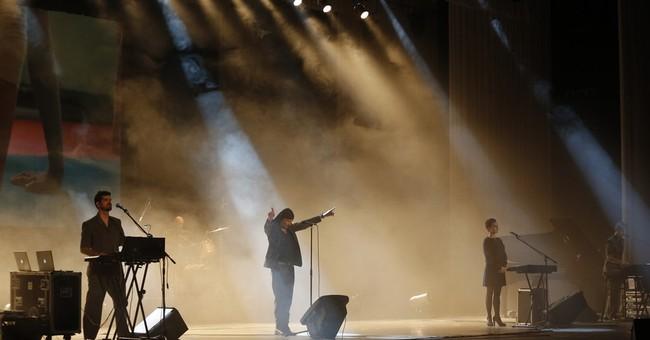 Slovenian avant-garde rock band makes Pyongyang debut