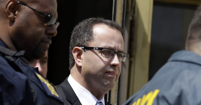 Latest on Fogle case: Jared Fogle's wife files for divorce