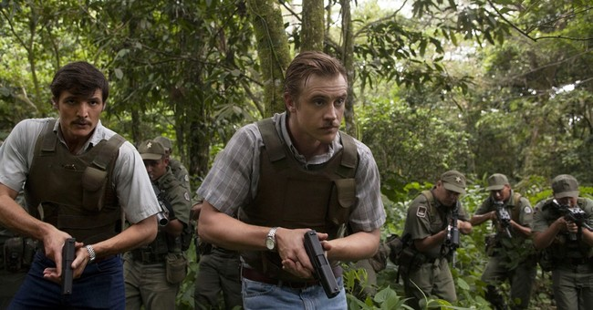 Colombia revisits violent past in Pablo Escobar biopic