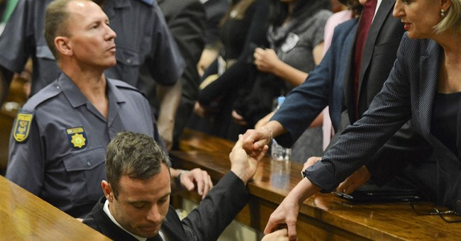 Denied release for now, Pistorius remains controversial