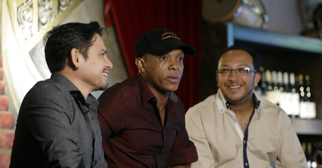 Little-known Colombian band mystified by Obama playlist spot