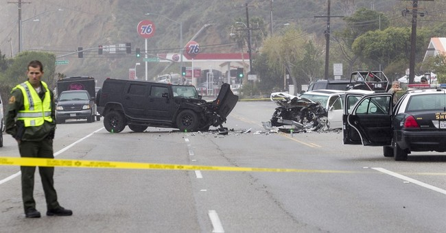 Caitlyn Jenner could face criminal charge for fatal crash