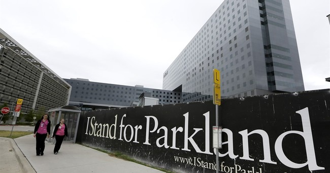 Dallas hospital with link to JFK moves to new $1.3B building