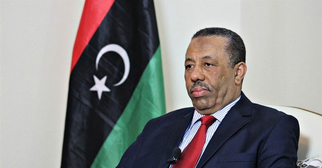 AP Interview: Libya wants allied airstrikes against IS