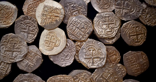 Sunken 1715 Spanish treasure ship yields more gold coins