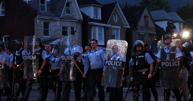 St. Louis police chief defends fatal shooting by officers