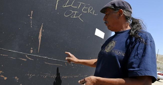 Navajo Nation president eyes lifting advisory on river water