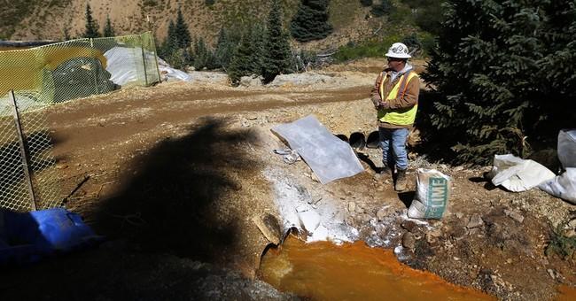 EPA downplays dangers of mine spill, but concerns linger