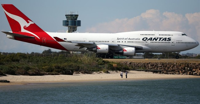 Qantas records $409 million profit after $2.6 billion loss
