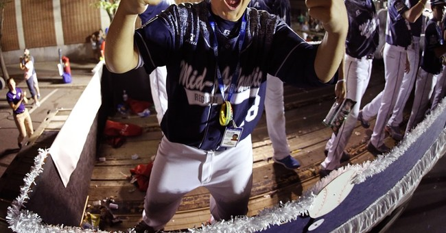 Little League series opens with 16 teams, 1 that missed out