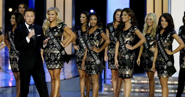 Miss America pageant host: Chris Harrison of 'The Bachelor'