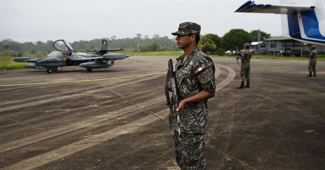 Peruvian Congress authorizes shooting down drug planes