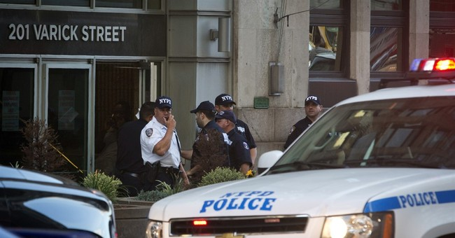 Congressman says NYC federal building gunman got 'raw deal'