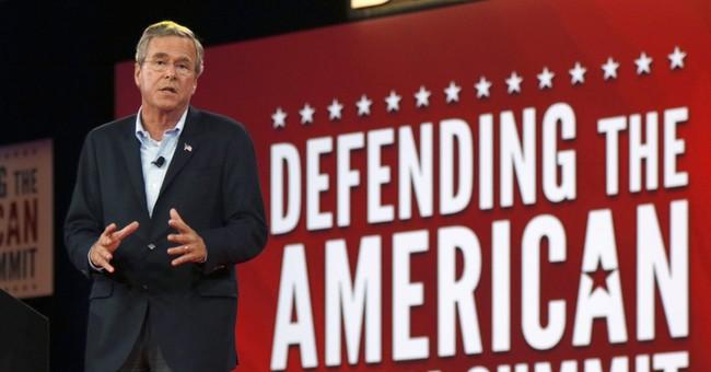 Cruz outshines Bush at Americans for Prosperity summit