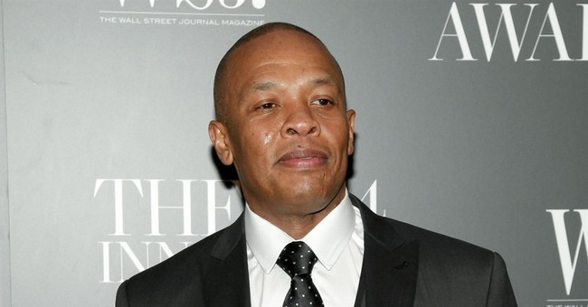 Dr. Dre issues statement apologizing to 'women I've hurt'