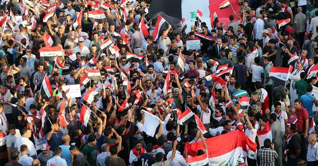 Iraq's top cleric says 'battle' for reforms must continue