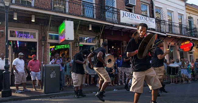 New Orleans rises decade after Katrina _ but gaps remain