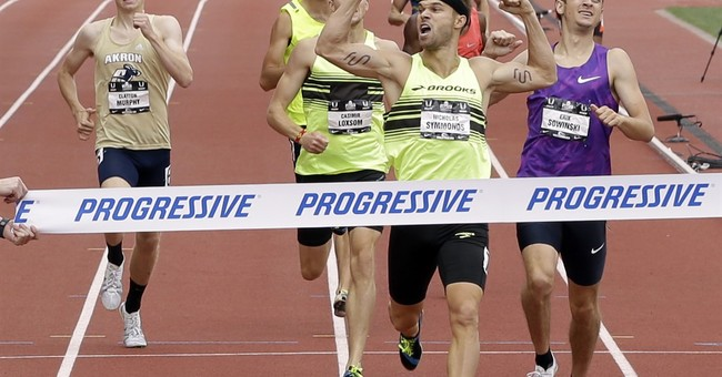Symmonds boycott shines light on cash, sponsorship in track