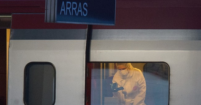 France: 3 Americans subdue gunman on high-speed train