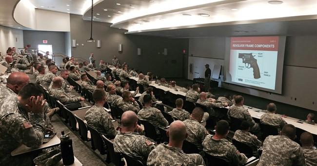 APNewsBreak: Indiana enlists NRA to train Guard on firearms