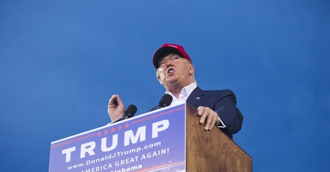 In Alabama, Trump says he'd like to have election tomorrow