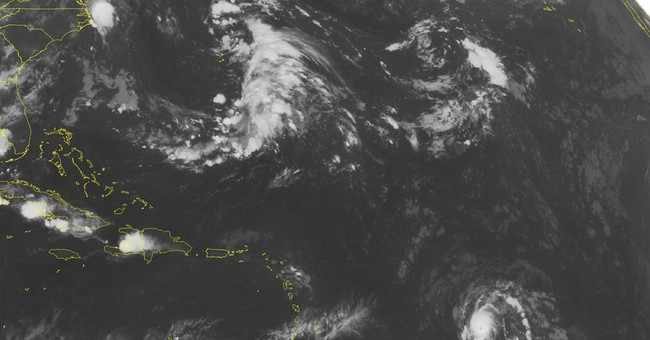 Hurricane Danny weakens to a Category 2 storm