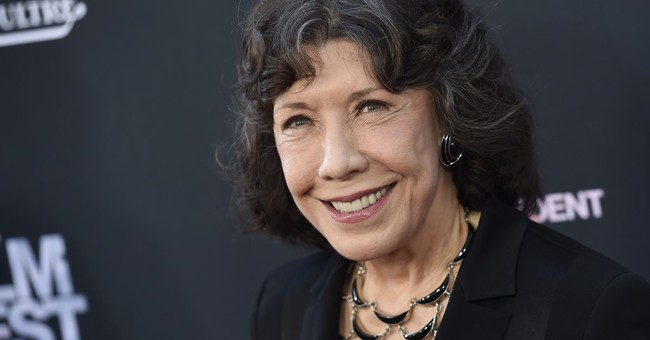 Lily Tomlin isn't buying her own hype