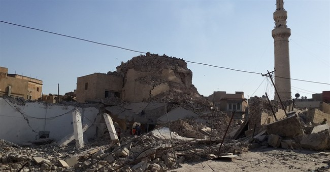 IS destroying heritage in Syria and Iraq