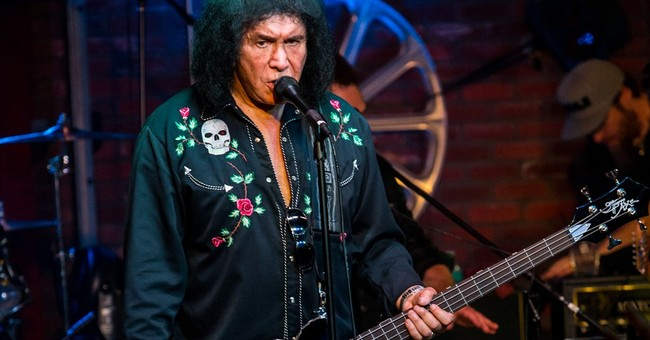 Police search of home of Gene Simmons, but he's not suspect