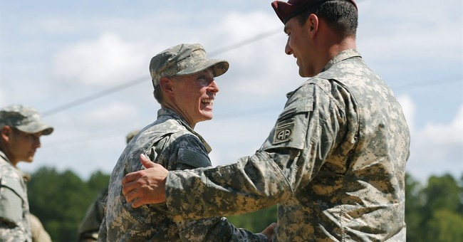 New Army chief ponders momentous decision on women in combat
