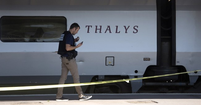 The Latest: French official confirms ID of train attacker
