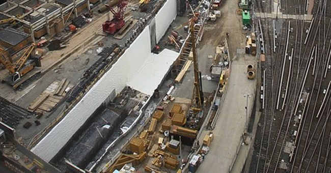 Work already on new Hudson River tunnels has been costly