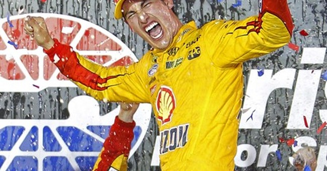 Logano defends Bristol victory to hold off Gibbs drivers
