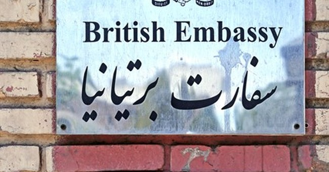 Iran official says British Embassy in Tehran reopens Sunday