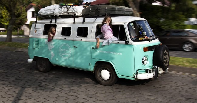 Argentine family on road trip to see pope in Philadelphia