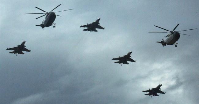 China rehearses for massive military parade