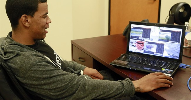 Out of juvie, into nature: California youth run wild webcams
